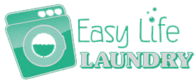 Easy life laundry  Logo